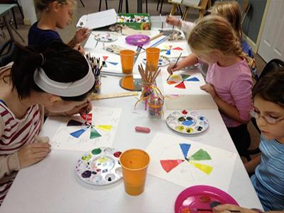 Beliebt Peintures Religieuses - Cours et Atelier de Peinture - Art  JF52